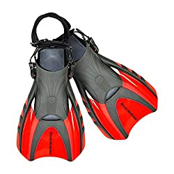 US. Divers Shredder Surf II Boogie Boarding and Body Surfing Fins