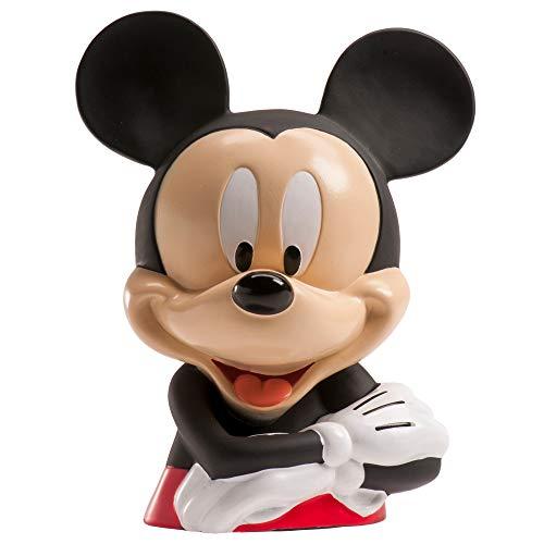 Dekora - Hucha Infantil de Mickey Mouse con Billetes de Oblea