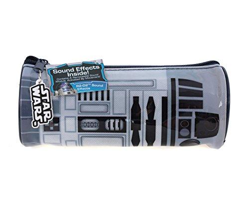 Star Wars Tobar R2D2 - Estuche lápices Efecto Sonido