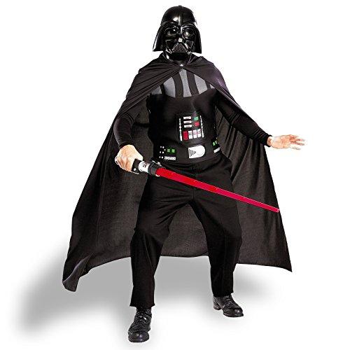 Erwachsenen-Kostüm Darth Vader Deluxe - Einheitsgröße
