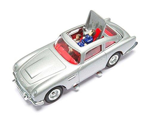 Corgi James Bond Aston Martin DB5 Argent Goldfinger 50e Anniversaire CC04203