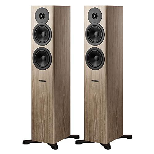 Dynaudio Evoke 30 Floorstanding Speakers - Pair (Blonde Wood)