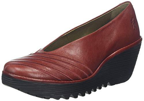 Fly London Yaku063fly, Zapatos de tacón para Mujer