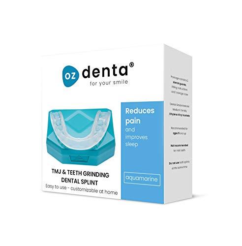 Premium Bite Dentale Notturno Automodellante Apparecchio anti Bruxismo - Digrignamento dei denti e disturbi dell' ATM