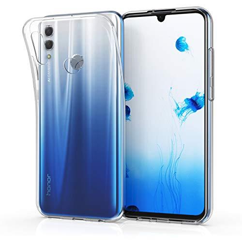 Preisvergleich Produktbild kwmobile Huawei Honor 10 Lite Hülle - Handyhülle für Huawei Honor 10 Lite - Handy Case in Transparent