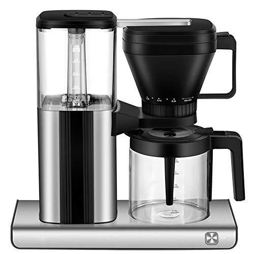 ZYY espressomachine, digitaal koffiezetapparaat 1450 watt • 1250 ml waterreservoir • Geschikt voor thuis, bedrijf, feesten