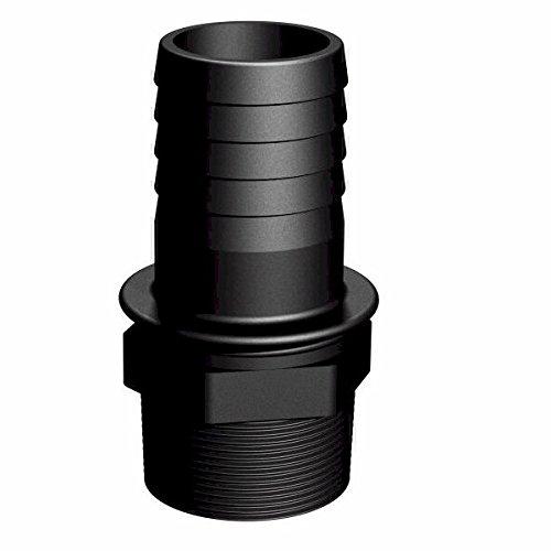Adapter 2 Zoll BSP AG auf 2 Zoll (50 mm) Schlauchtülle
