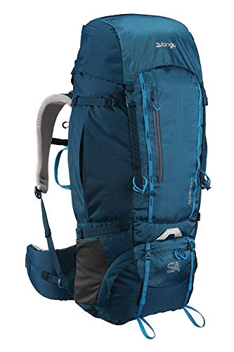 Vango Sherpa 60:70 Hiking Rucksack Thunder Blue