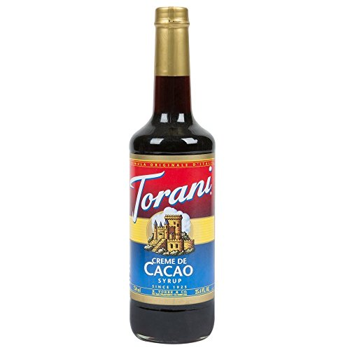 Creme de Cacao Syrup