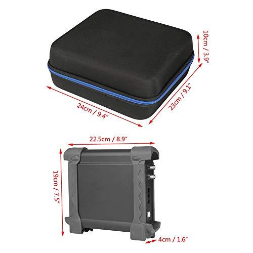 Hantek 1008C Oscilloscope de Virtual Automotive USB 8 canales DAQ Generador de señal para Vehículo Coche Diagnóstico
