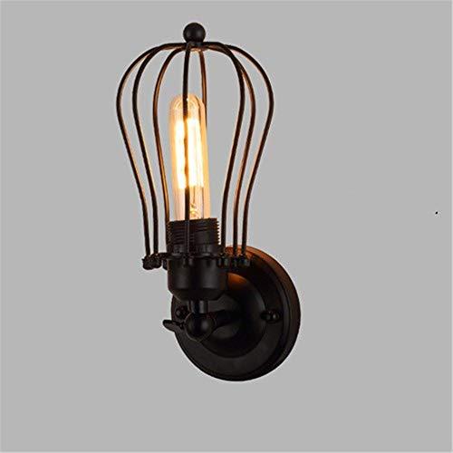De wandlampen hebben de kamer creatief in de hal, bedlampje