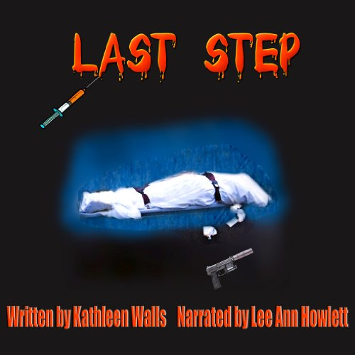 Last Step audiobook cover art