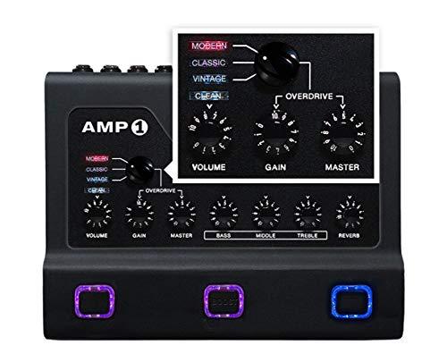 BluGuitar AMP1 IRIDIUM EDITION Topteil