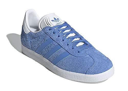adidas Gazelle W - Zapatillas para mujer, color azul, color Azul, talla 39 1/3 EU