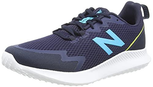 New Balance Ryval Run, Zapatillas para Correr de Carretera Hombre, Azul (Natural Indigo), 43 EU