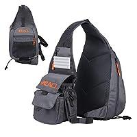 RUNCL Fishing Tackle Storage Bags, Sports Shoulder Bags