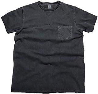 (ベルバシーン) Velva Sheen ピグメント ポケットティーシャツ ポケティー ポケットT 161364 ブラック