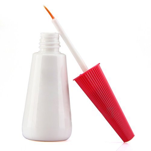 Fauge Colle Gel Glue pour Cils Faux Etanche Transparent 12ml Cosmetique