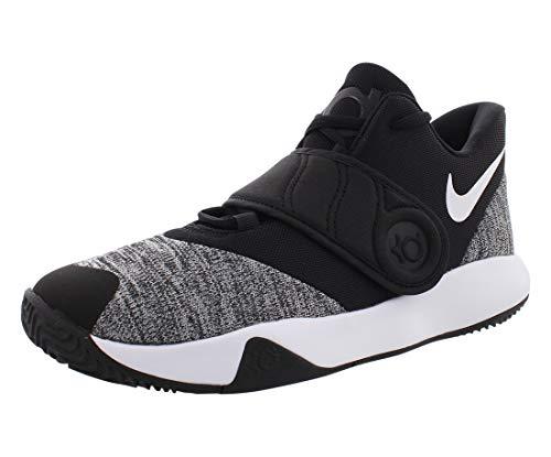 Nike KD Trey 5 VI (GS), Scarpe da Basket Bambino, Nero (Black/White-Black 001), 36.5 EU