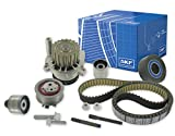 SKF VKMC 01148-2 Kit tendicinghia con pompa acqua