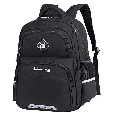 Cute Girls Backpacks Kids Satchel Children School Bags For Boys Waterproof Backpack Child School Bag Bblack