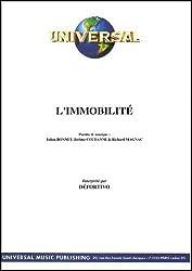 L\'IMMOBIBLITE