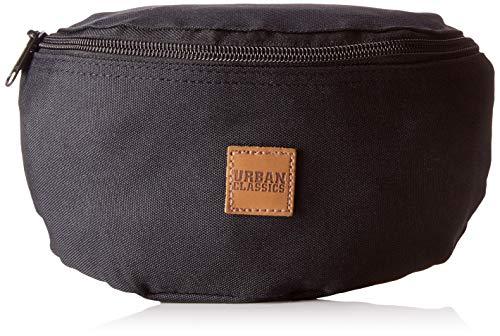 Urban Classics Hip Bag Umhängetasche, 24 cm, Black