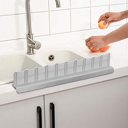 Fregadero de cocina antisalpicaduras, para lavar platos, verduras, evitar salpicaduras de agua