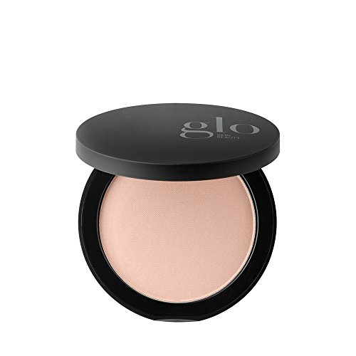 Glo Skin Beauty Mineral Pressed Powder Foundation, Beige Light