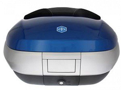 Piaggio Topcase Kit Large MP3 500 blau laguna 261/A (50 Liter)