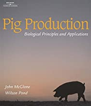 Pig Production: Biological Principles and Applications