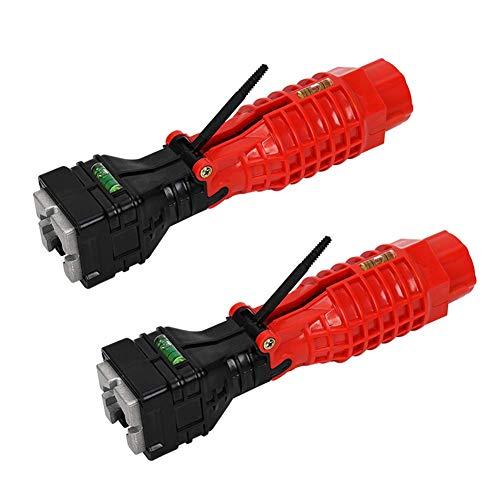 2pcs 18 en 1 grifo y fregadero herramientas de llave multifuncionales, para fregadero cocina plomería B