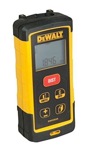 Dewalt DW03050-XJ Medidor láser de distancias con alcance de 50m, Gris