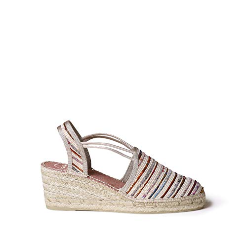 TANIA-SN - Espadrille for woman by Toni Pons made of fabric.