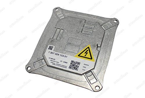 urmodbase Aftermarket 12V 35W D1S D1C HID Bi Xenon Ontlading Lampje Koplamp Hoofd Dipped Beam Vervanging ECU Ballast Ignitor Control Unit 1307329153