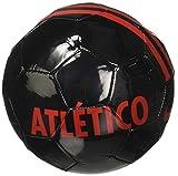 Desconocido Nike ATM NK SPRTS Balón de Fútbol, Adultos Unisex, Black/(Sport Red), 5
