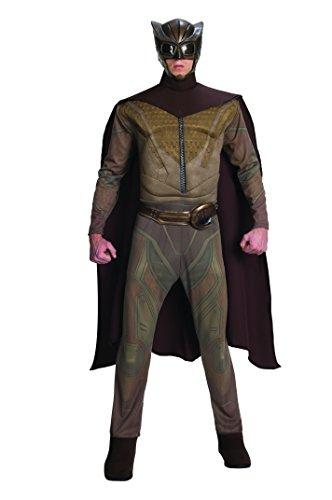 Rubies 889030M - Disfraz de Watchmen para hombre (talla 40/42)