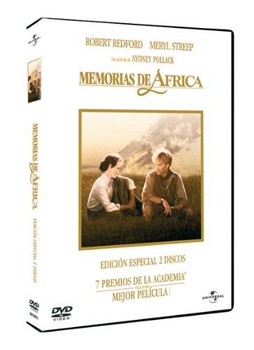 Memorias de África (2 DVDs) (Edición especial)