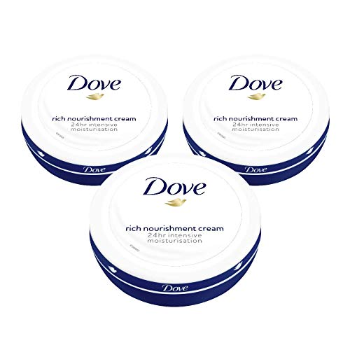 Dove Intensiv-Creme (3 x 150 ml)
