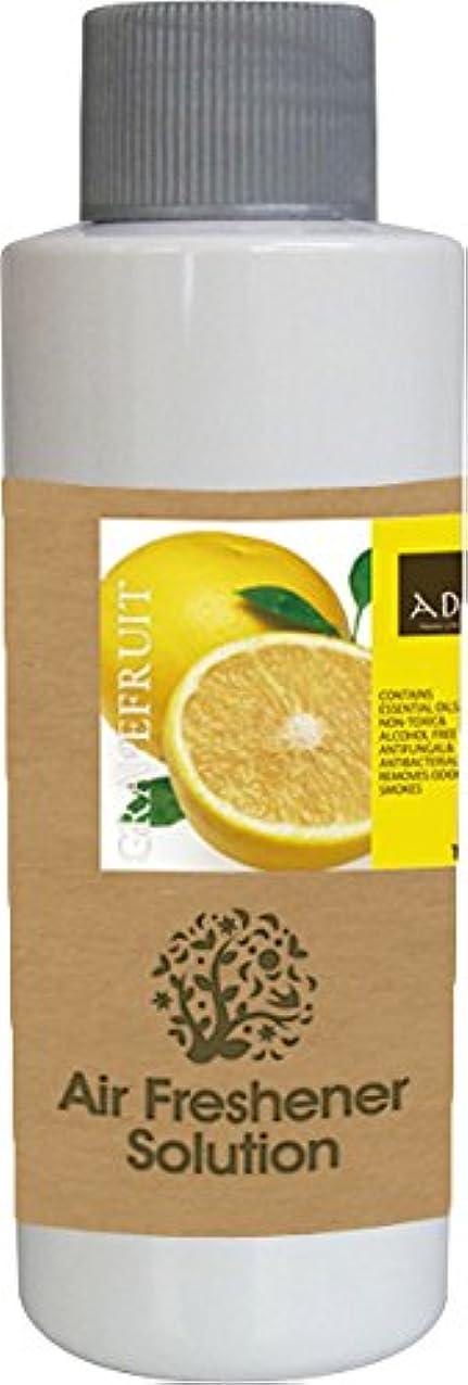 エアーフレッシュナー 芳香剤 アロマ ソリューション グレープフルーツ 120ml