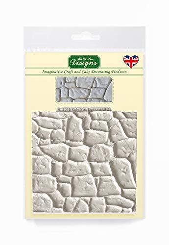 Katy Sue Designs DM0036 Moule en silicone pour décoration de gâteaux, travaux manuels, cupcakes, sucreries, fabrication de cartes et argile, approuvé pour un usage alimentaire, fabriqué au Royaume-Uni