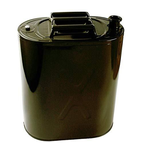 YHFX6Ölfässer Ölfass - Petrochemische Tankstelle Kraftstofftank Motorrad Notrettung Ölfass Upgrade Benzinfass Benzinfass Dieselfass Eisenfass 5L10L40L30L 20L Benzinkanister (Size : 30L)