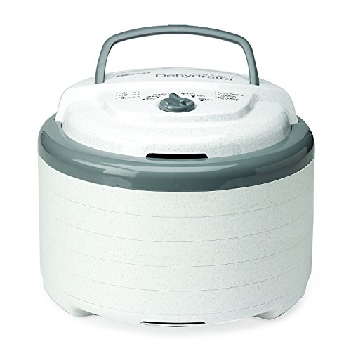 Nesco FD-75A 600-Watt Food Dehydrator, Gray Speckled