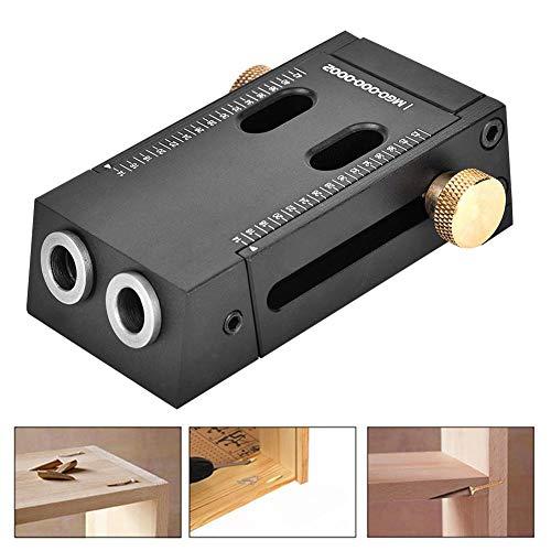 Perforator, Pocket Perforator Houtbewerking Boorzoeker Positioneringsset DIY timmergereedschap