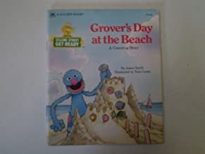 Grover's Day at the Beach (Sesame Street Get Ready)