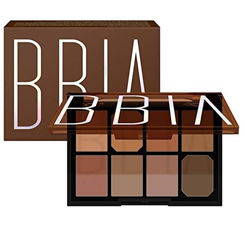 Bbia: Final Shadow Palette2: Grains Color Set: 8 Colors.