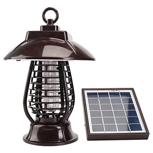 Zonne-Energie Solar Energy Yard Gemüse Feld Rasen Mückenschutz Lampe Fliegenwanze Insert Killer Hanging Type Stehleuchte
