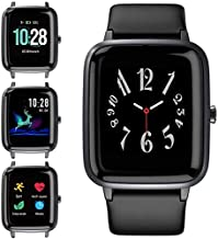 Blackview Smart Watch, Fitness Tracker with Heart Rate Sleep Monitor, Activity Tracker with 1.3