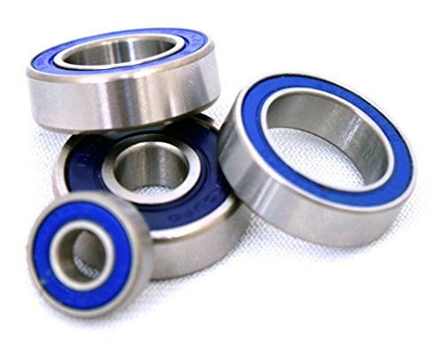ABI 696 2RS Sealed Cartridge Bearing