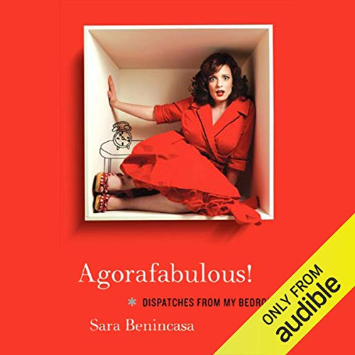Agorafabulous! audiobook cover art
